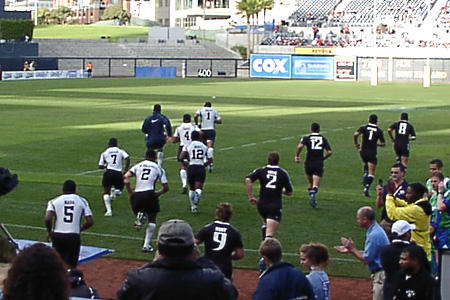 Rugby Sevens Worldcup 2007 - San Diego - USA